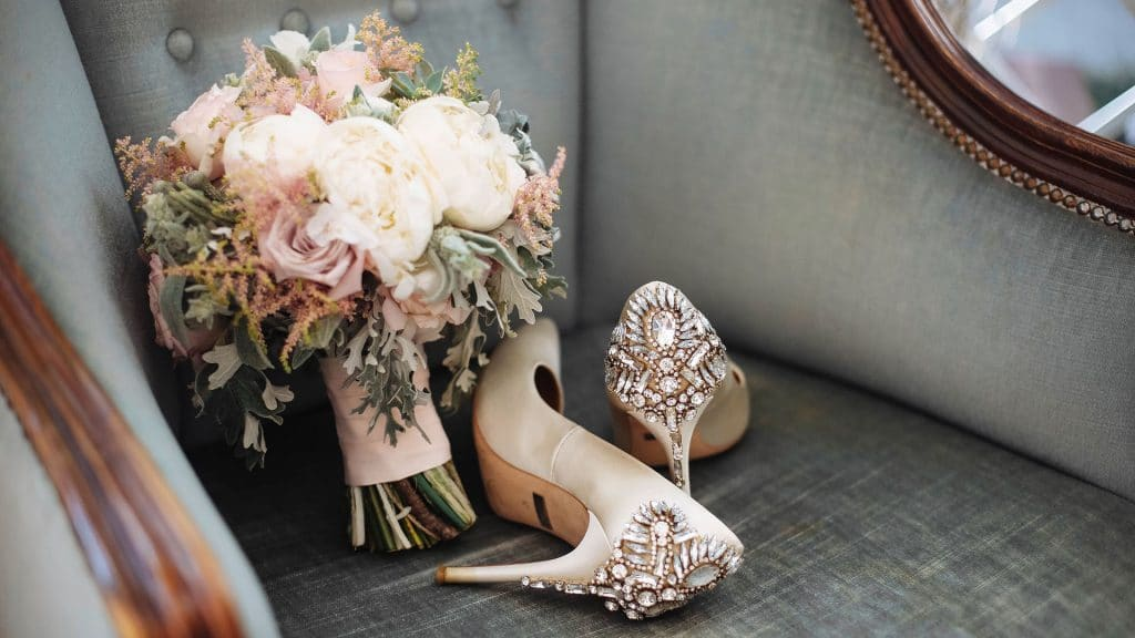 Midlands Online Wedding Fayre bride to be