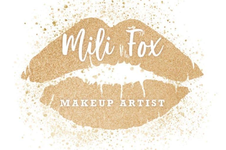 Bridal makeup artist mili fox