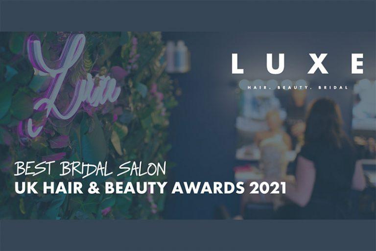 Luxe logo salon
