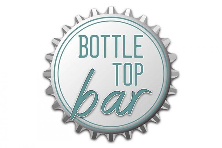 Bottle top bar logo