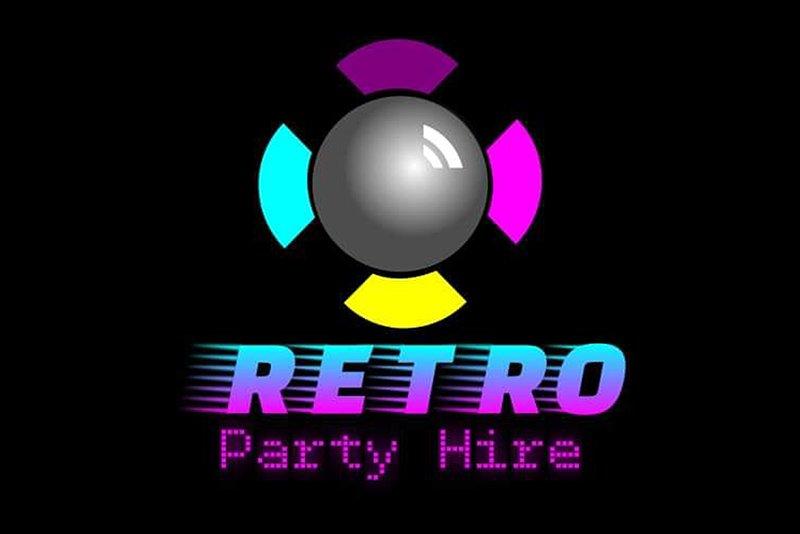 Retro Party Hire logo
