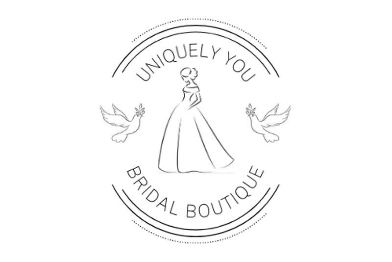 Uniquely You Bridal Boutique logo