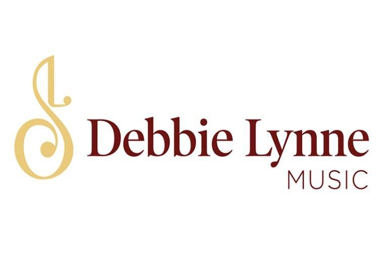 Debbie lynne music logo music note