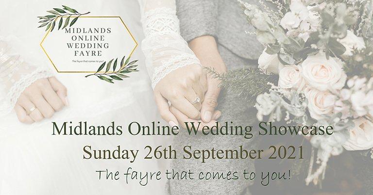 Midlands Online Wedding Showcase