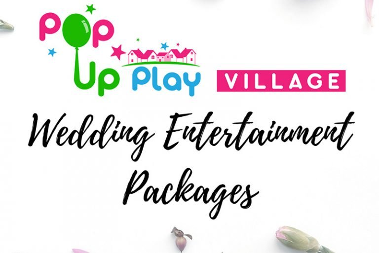 Pop up play village logo